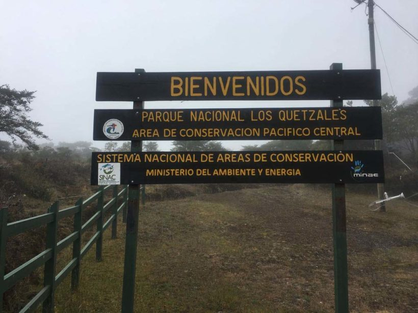Parque Nacional Los Quetzales